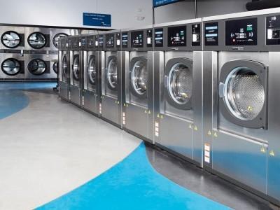 Mô hình shop giặt là chìa khóa trao tay