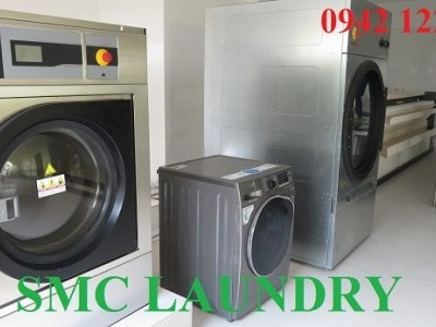 Dây chuyền giặt là Resort Phượng Hoàng- Bắc Ninh