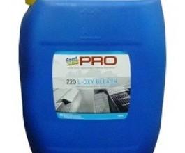 Hoá chất tẩy trắng gốc Oxy 220 L-oxy Bleach