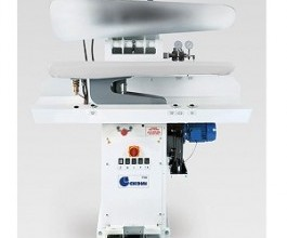 Máy là ép công nghiệp Ghidini P88-U3L