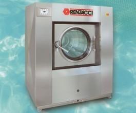 Máy giặt vắt công nghiệp 55kg Renzacci Italy HS-55