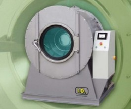Máy giặt vắt công nghiệp 120kg Italian Drycleaning WX-120