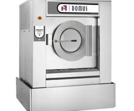 Máy giặt vắt công nghiệp 120kg Domus DHS-120