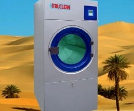 Máy sấy đồ vải công nghiệp 120kg Italclean S-120