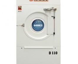 Máy sấy đồ vải công nghiệp 55kg Renzacci D-110
