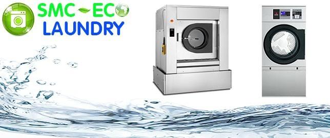 Thiết bị giặt là SMC ECO LAUNDRY