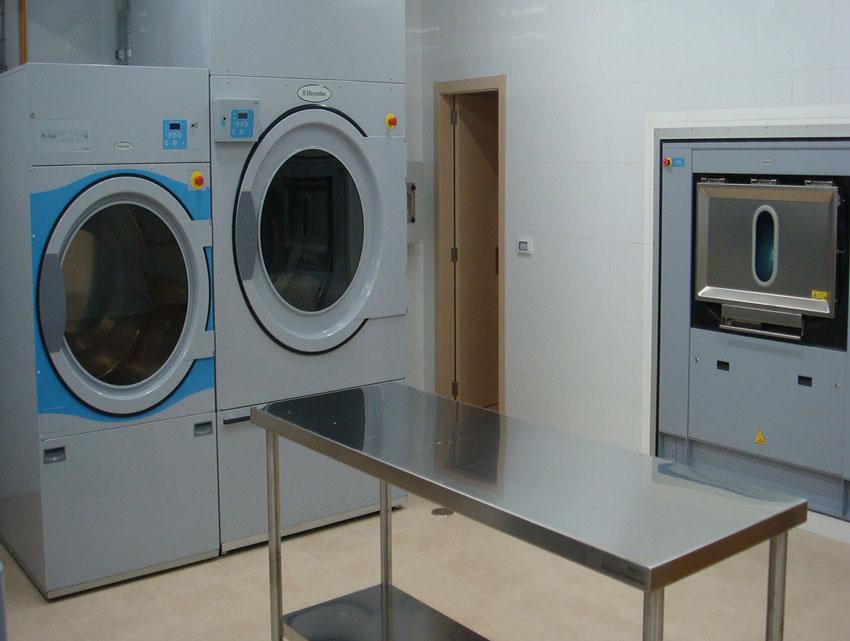 Hệ thống giặt là cách ly - Chống nhiễm khuẩn