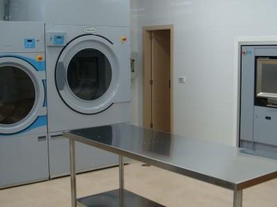 Công nghệ giặt là cách ly chống nhiễm khuẩn cho bệnh viện
